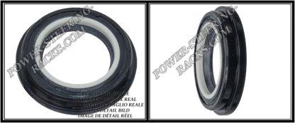 F-00023 (Side oil seal) Power steering oil seal 24,97*37,54/41,24*4,2/7,4 ACURA, FORD, HONDA, MAZDA, NISSAN, VOLVO