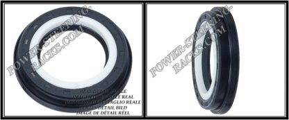 F-00023X Power steering oil seal repair size 24,7*37,54/41,24*4,2/7,4