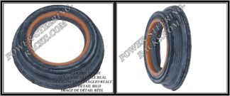F-00029 Power steering oil seal 30*42,5/49,2*3,4/10,9 (6V2) CITROEN, FIAT, PEUGEOT