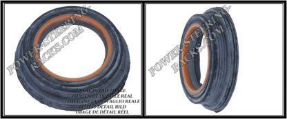 F-00029 Power steering oil seal 30*42,5/49,2*3,4/10,9 (6V2) CITROEN, FIAT, PEUGEOT