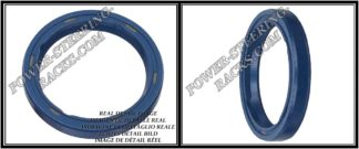 F-00032 (Lower) Power steering oil seal 23,3*29,7*4 (0M) ALFA ROMEO, AUSTIN,BMW, CITROEN, FIAT, IVECO...