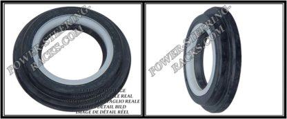 F-00034 (Side oil seal) Power steering oil seal 23*34,2/40*3,2/7,5 (6V2) ALFA ROMEO, KIA, SEAT,SKODA,VW