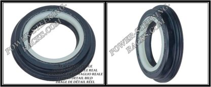 F-00035 (Side oil seal) Power steering oil seal 23*34,2/38*3,2/8 RENAULT CLIO, KANGOO, MEGANE, SCENIC, SYMBOL