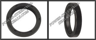 F-00064 Power steering oil seal,Sello de aceite de la dirección asistida,Dichtring (Wellendichtring) Lenkgetriebe,Joint d'huile pour crémaillère de direction,Paraolio per la cremagliera dello sterzo 25*33*6 (0M)