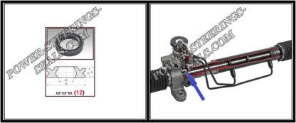 F-00211 Sello de aceite de la dirección asistida 32*40*5 (12)