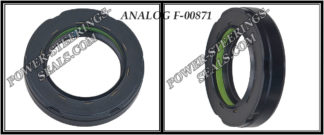 Power steering oil seal HYUNDAI H 200, HYUNDAI H100,SANTA FE I,SATELLITE,STAREX,TRAJET 27,7*42,1*9/10 (7V1PM)
