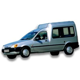 FORD COURIER (F3L, F5L) (1991-1996)